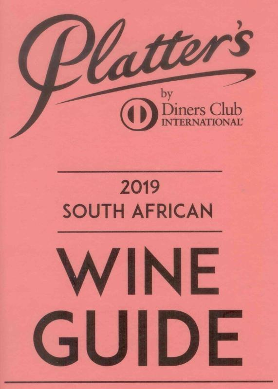 Percy Tours Hermanus in John Platter Wine book of South Africa