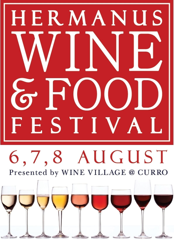 Hermanus Wine Festival 6th, 7th & 8th August 2016