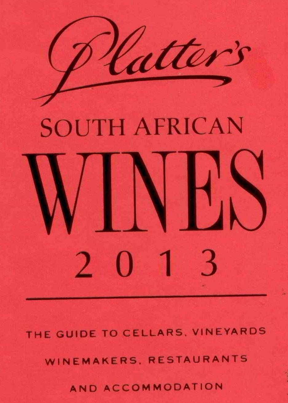 Wine Tours of Hermanus with Percy Tours in the John Platter wine book of South Africa, near Cape Town