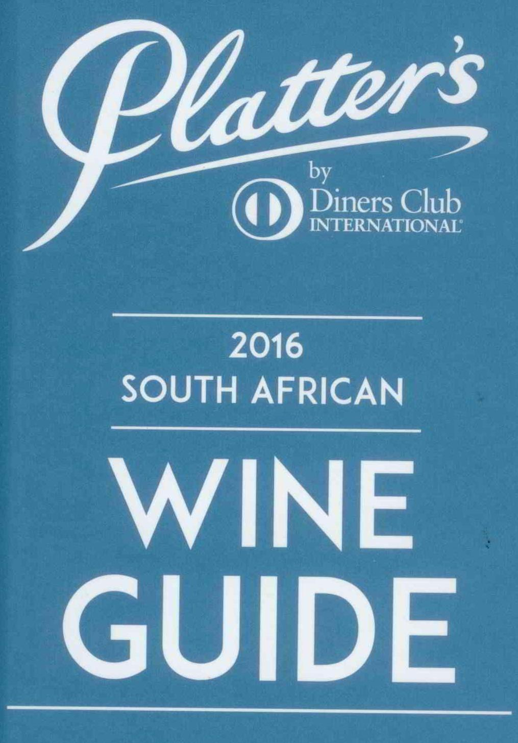 John Platter recommends Hermanus Wine Tours, 2016, near Cape Town, South Africa