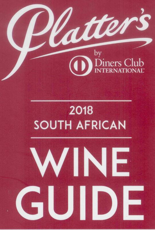 John Platter recommends Hermanus Wine Tours, 2018, near Cape Town, South Africa