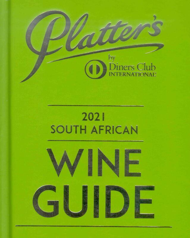 John Platter wine book of South Africa, listing Percy Tours of Hermanus for Wine Tours, near Cape Town, South Africa