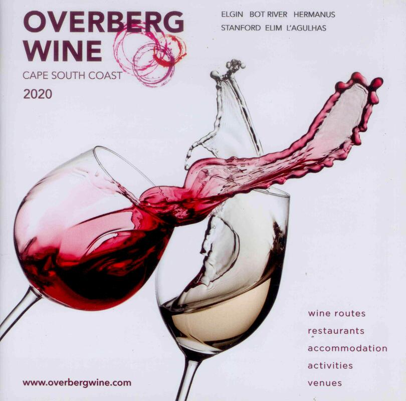 New 2020 Overberg Wine Booklet is out
